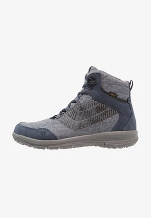 SEVEN WONDERS TEXAPORE MID - Hiking shoes - night blue