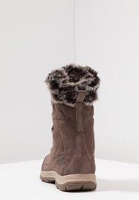 Jack Wolfskin - GLACIER BAY TEXAPORE HIGH - Stivali da neve  - mocca/beige - 3