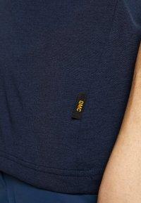 Jack Wolfskin - CROSSTRAIL WOMEN - T-Shirt basic - midnight blue - 3