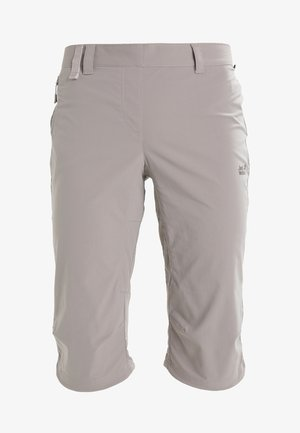 ACTIVATE LIGHT 3/4 PANTS - 3/4 sports trousers - moon rock