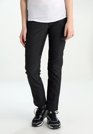 ACTIVATE SKY - Outdoor trousers - black
