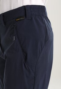 Jack Wolfskin - ACTIVATE LIGHT PANTS WOMEN - Trousers - midnight blue