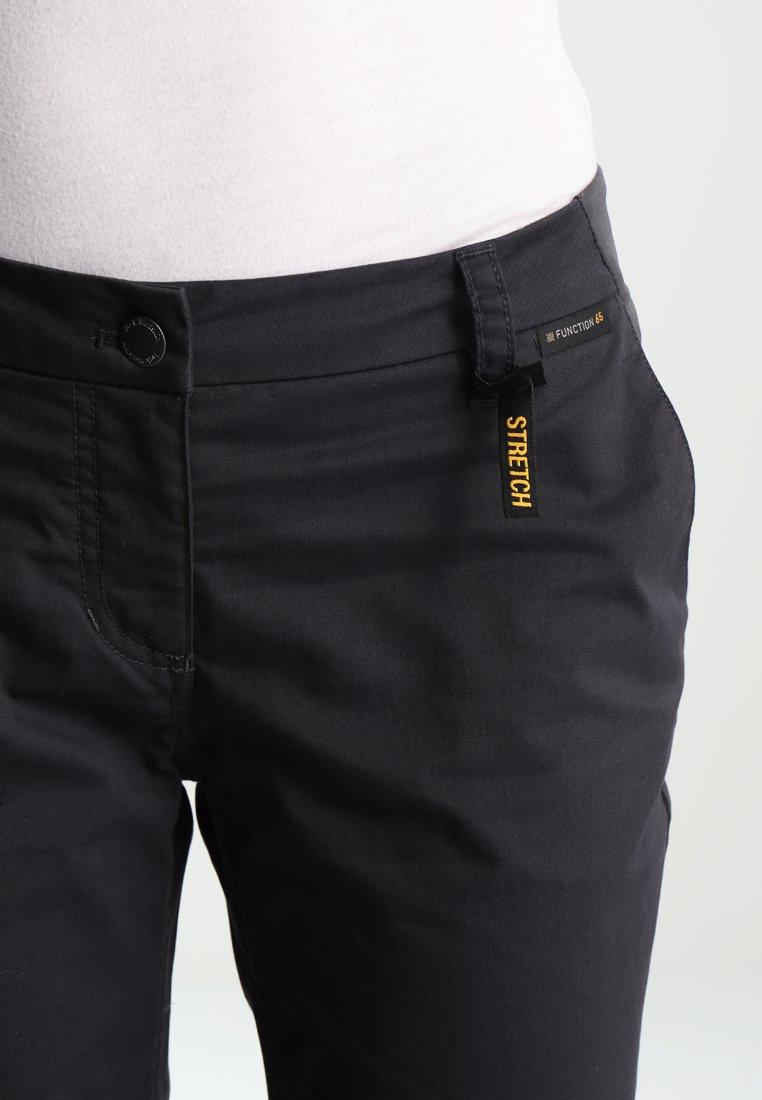 Jack Wolfskin BELDEN PANTS - Pantalons outdoor phantom