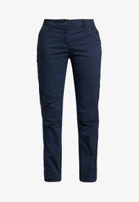 Jack Wolfskin - BELDEN PANTS - Outdoor trousers - midnight blue - 5
