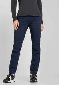 Jack Wolfskin - BELDEN PANTS - Outdoor trousers - midnight blue - 0