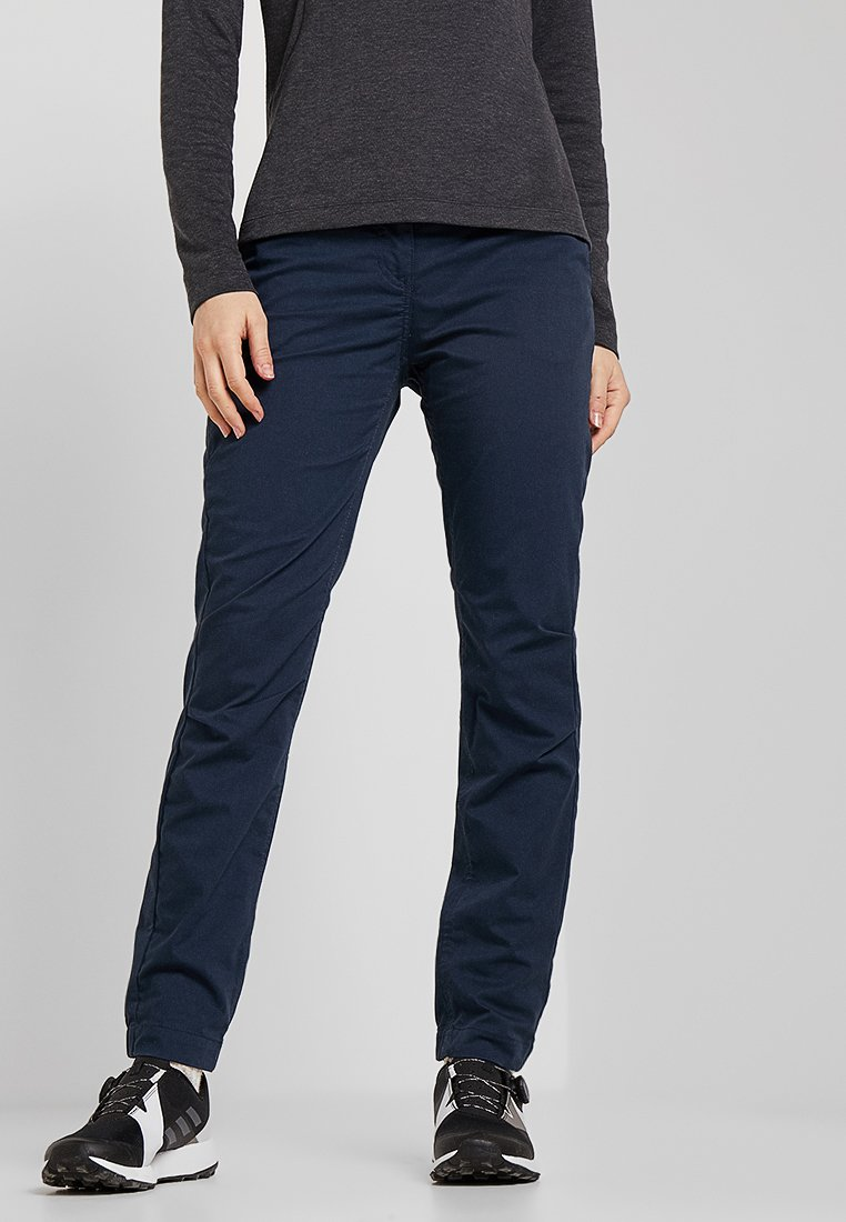 Jack Wolfskin - BELDEN PANTS - Friluftsbukser - midnight blue