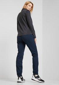 Jack Wolfskin - BELDEN PANTS - Outdoor trousers - midnight blue - 2