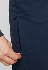 Jack Wolfskin - BELDEN PANTS - Outdoor trousers - midnight blue - 4