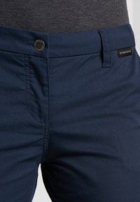 Jack Wolfskin - BELDEN PANTS - Outdoor trousers - midnight blue - 3