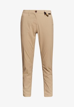 DESERT ROLL UP PANTS - Outdoor trousers - sand dune