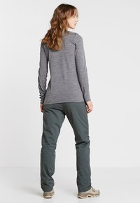 Jack Wolfskin - ARCTIC ROAD PANTS  - Outdoor trousers - greenish grey - 2