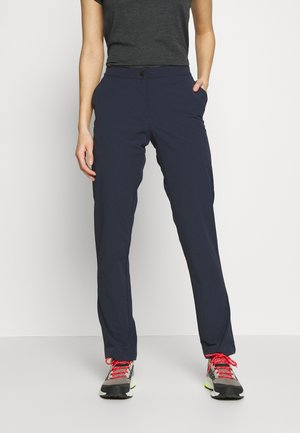 PANT  - Pantalones montañeros largos - night blue