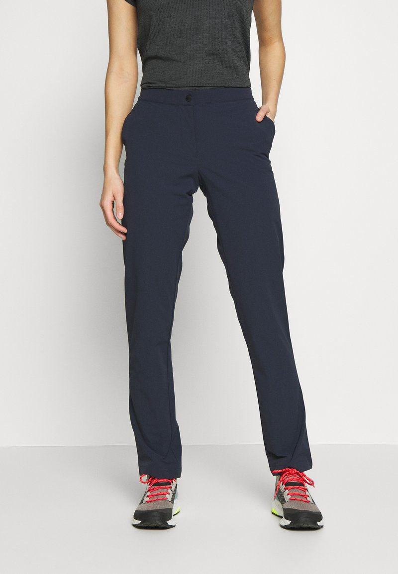 Jack Wolfskin - PANT  - Outdoor trousers - night blue