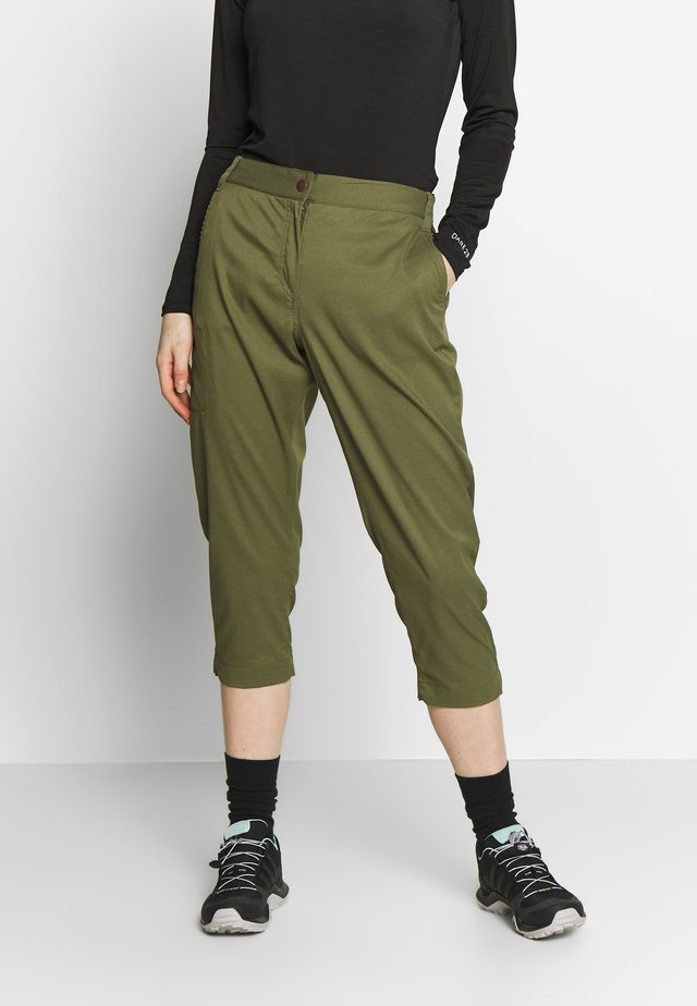 SENEGAL PANTS - Outdoor-Hose - delta green