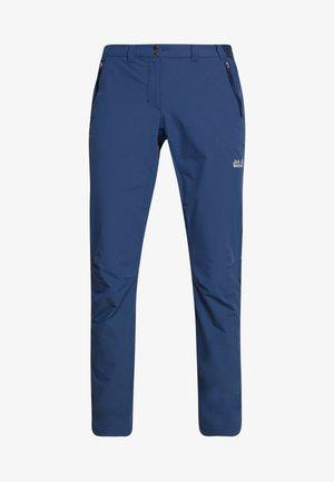 DELTA PANTS - Outdoor trousers - dark indigo