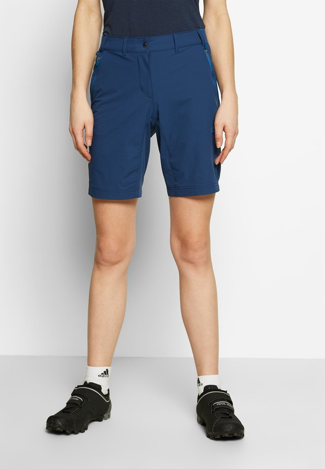 DELTA - Shorts outdoor - dark indigo