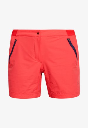 TRAIL - Friluftsshorts - tulip red