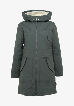 ROCKY POINT - Parka - greenish grey