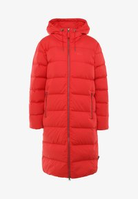 Jack Wolfskin - CRYSTAL PALACE COAT - Down coat - ruby red - 6