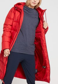Jack Wolfskin - CRYSTAL PALACE COAT - Doudoune - ruby red - 3