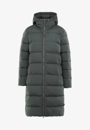 CRYSTAL PALACE COAT - Płaszcz puchowy - greenish grey