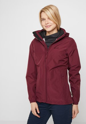 STORMY POINT JACKET  - Giacca outdoor - fall red