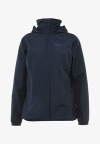 Jack Wolfskin - STORMY POINT JACKET  - Outdoorjakke - midnight blue - 5