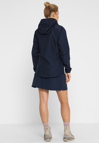 Jack Wolfskin - STORMY POINT JACKET  - Outdoorjakke - midnight blue - 2