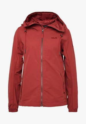 LAKESIDE JACKET  - Outdoor jacket - auburn