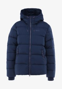 Jack Wolfskin - CRYSTAL PALACE JACKET - Down jacket - midnight blue - 7