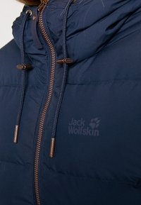 Jack Wolfskin - CRYSTAL PALACE JACKET - Dunjakke - midnight blue - 4