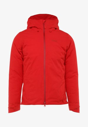 ARGON STORM JACKET - Chaqueta de invierno - red fire