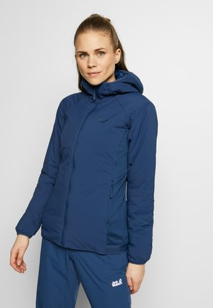 OPOURI PEAK JACKET - Outdoorjakke - dark indigo