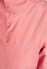 Jack Wolfskin - CAPE YORK COAT - Waterproof jacket - rose quartz - 4