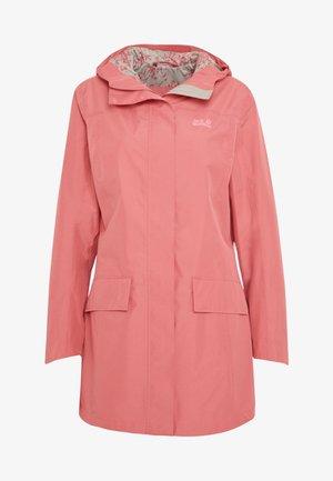CAPE YORK COAT - Waterproof jacket - rose quartz