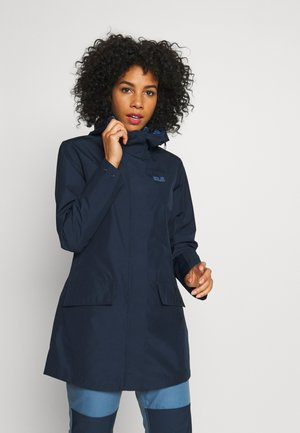 CAPE YORK COAT - Regnjakke - midnight blue