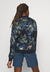 Jack Wolfskin - TROPICAL BLOUSON - Veste coupe-vent - midnight blue - 2