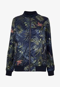 Jack Wolfskin - TROPICAL BLOUSON - Veste coupe-vent - midnight blue - 5