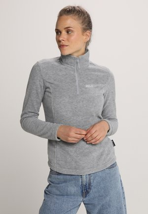 GECKO WOMEN - Fleecetröja - slate grey