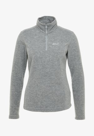 GECKO WOMEN - Sweat polaire - slate grey