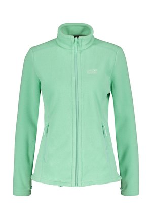 W MOONRISE JKT - Fleece jacket - petrol (285)