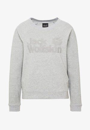 LOGO - Sweatshirt - light grey