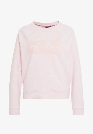 LOGO - Mikina - blush pink