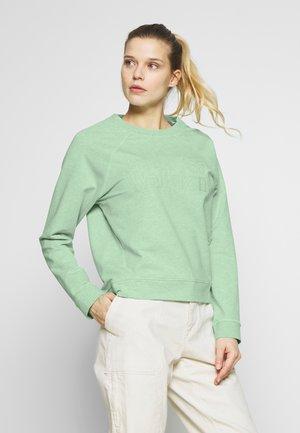 LOGO - Sweater - light jade