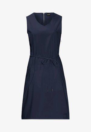 TIOGA ROAD DRESS - Robe de sport - nachtblau