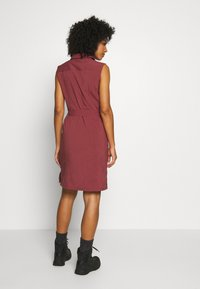 Jack Wolfskin - SONORA DRESS - Sports dress - auburn - 2