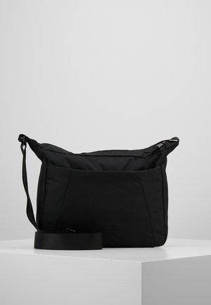 VALPARAISO BAG - Sac bandoulière - black
