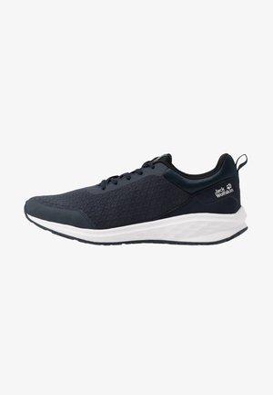 COOGEE LITE LOW - Obuwie do biegania Turystyka - dark blue/black