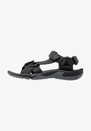 LAKEWOOD RIDE - Walking sandals - ebony