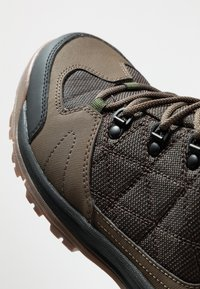 Jack Wolfskin - COLD TERRAIN TEXAPORE MID - Winter boots - coconut brown/black - 5